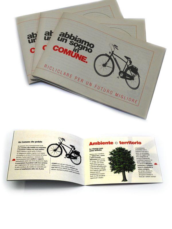 libretto carta riciclata 100% copia